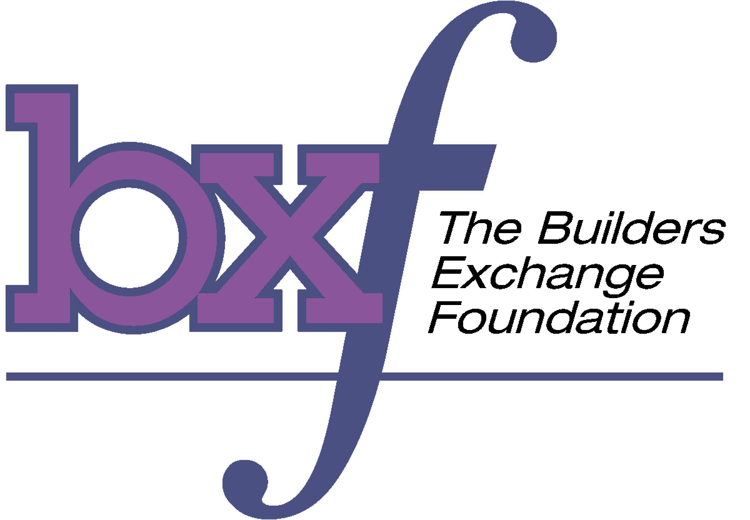 BX Foundation Logo