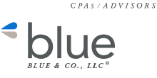 Blue and Co. Logo