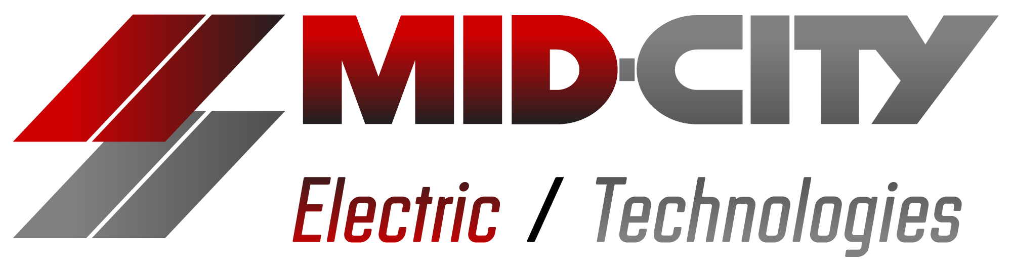 Mid-City Electric / Technologies Logo